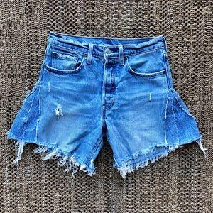 Levi's Shorts - American Vintage Levi's 501 Cut-Offs